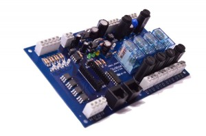 Arduino relay shield Bmini