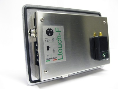 android xbee hmi rear view