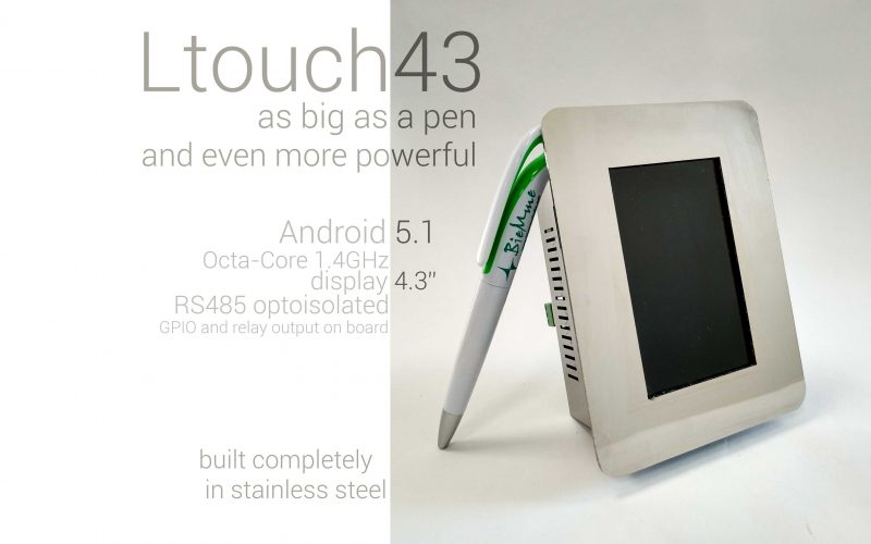 Ltouch43